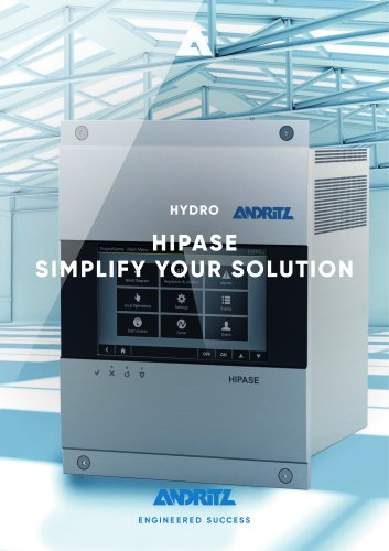 HIPASE SIMPLIFY YOUR SOLUTION
