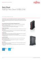 FUJITSU Thin Client FUTRO S740