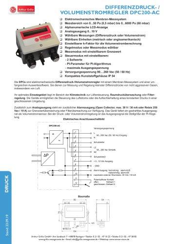 Datenblatt DPC200-AC