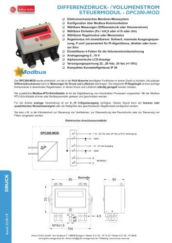 Datenblatt DPC200-MOD