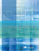 2012 Cirrus Logic Product Summary