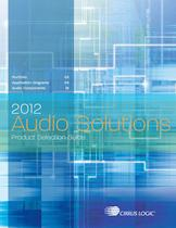 Cirrus Logic Audio Solutions Brochure