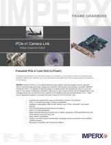 FrameLink PCIe