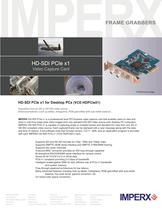 HD-SDI PCIe x1