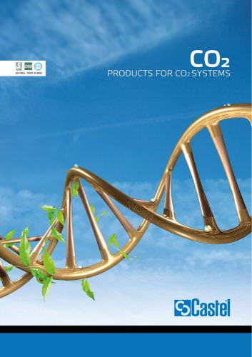PRODUCTS FOR CO2 SYSTEMS