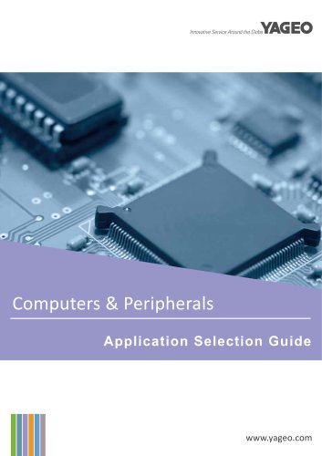 Electronic Components for Computers & Peripherals Applications