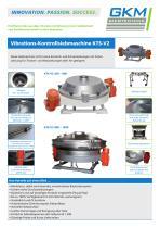 Vibrations-Kontrollsiebmaschine KTS-V2