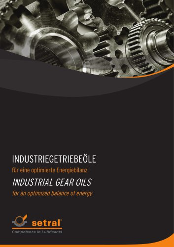Industriegetriebeöle