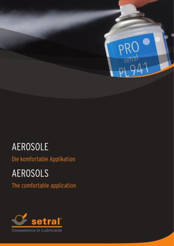 technische Aerosole
