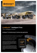 ContiEarth™ Intelligent Tires