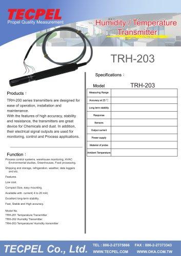 temperature Humidty transmitter, transducer