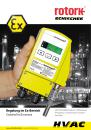 VAV Regelung im Ex-Bereich / HLK (HVAC)