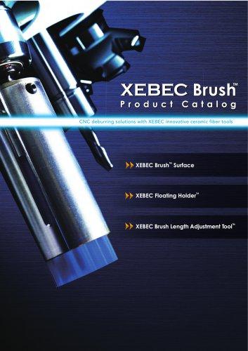 XEBEC Brush™ Surface, Floating Holder, Length Adjustment Tool
