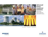 Rosemount Analytical: Advanced Power Analytical Solutions