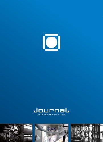 Journal – Aktuelle Entwicklungen der KAHL Gruppe