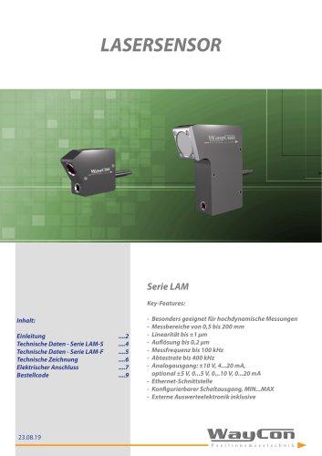 Lasersensor LAM