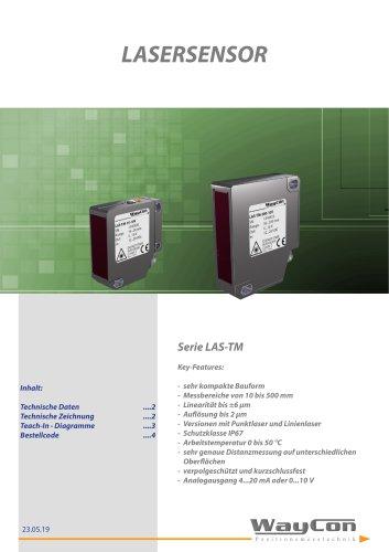 Lasersensor LAS-TM