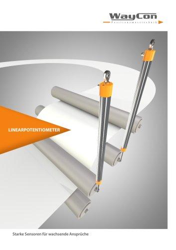Linearpotentiometer