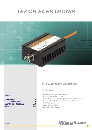 Signalwandler VTS-Box