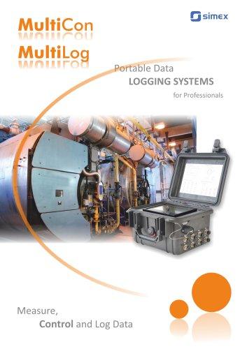 Simex Portable Data Logging System BRRDPEN