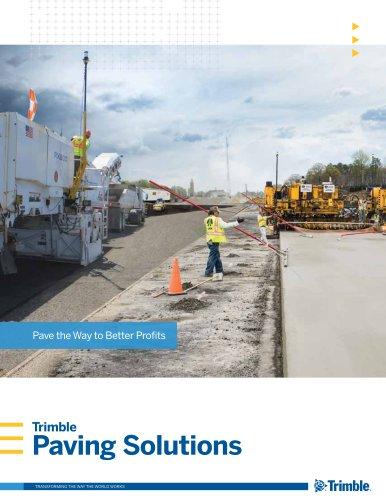 Brochure – Paving Solutions