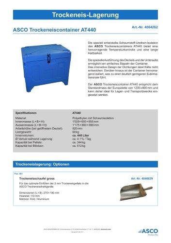 Trockeneiscontainer AT440