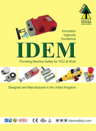 IDEM Shortform Catalogue 2014