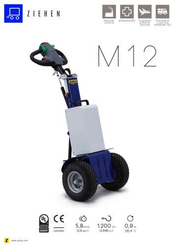 M12 Ziehhilfe elektrisch