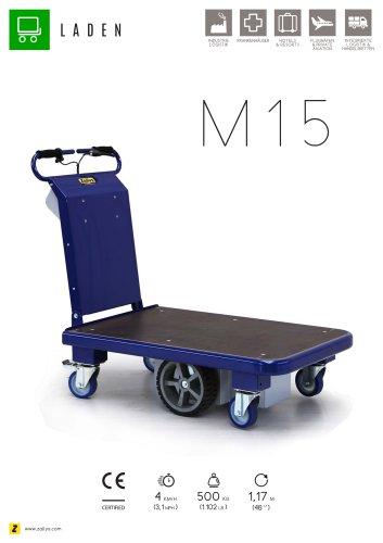 M15 Elektroplattformwagen