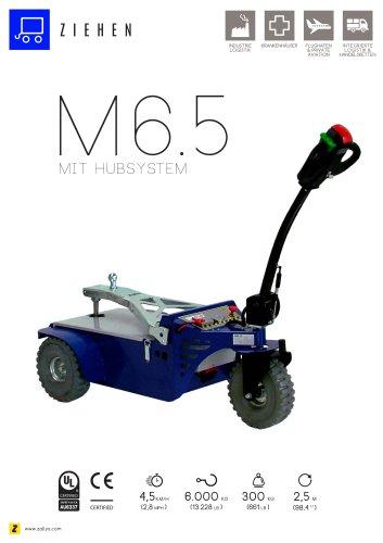 M6.5 Elektroschlepper mit Hubsystem