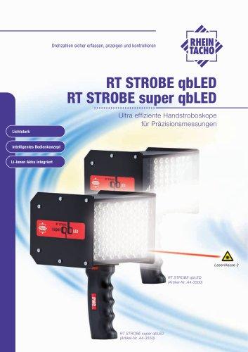 Handstroboskop: RT STROBE qbLED