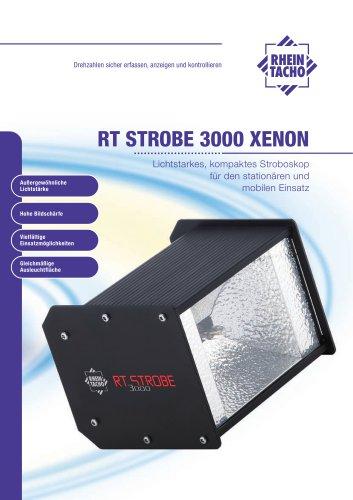 RT STROBE 3000 XENON