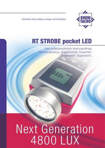 RT STROBE pocket LED