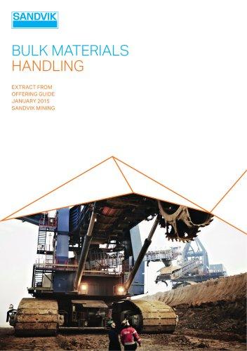 Sandvik bulk materials handling