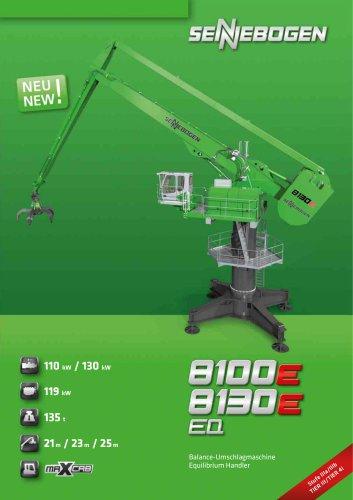Balance-Umschlagmaschine 8100 EQ / 8130 EQ - Green Line