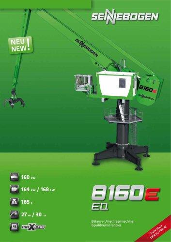 Balance-Umschlagmaschine 8160 EQ E-Series - Green Line