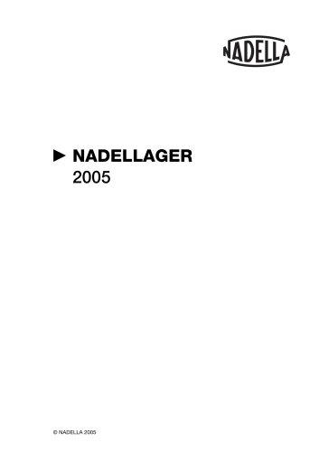 Nadellager