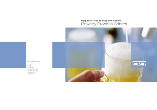 Industrie-Flyer Brewery Process Control_En