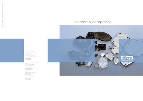 Kompetenz-Folder Membran-Kompetenz_De