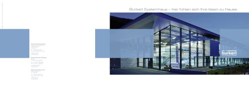 Systemhaus Broschüre