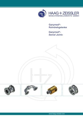 Ganymed® - Rohrdrehgelenke