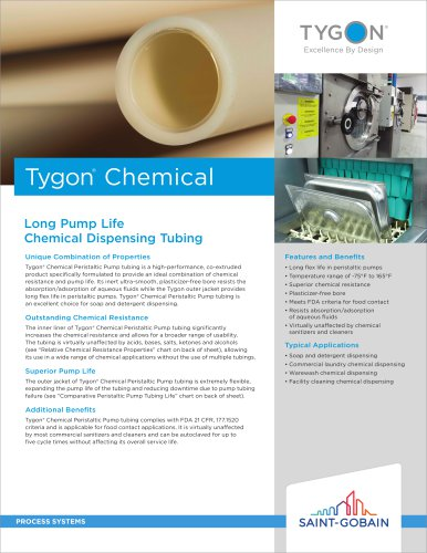 Tygon® Chemical