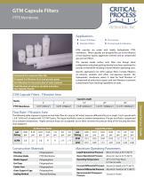 Service PTFE Membrane Capsules