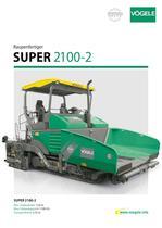 SUPER 2100-2 - Raupenfertiger