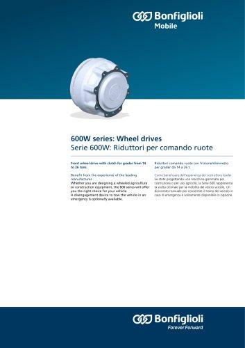 600W series