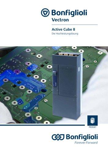 Active Cube 8 Die Hochleistungslösung