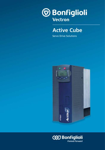 Antrieb mit variabler Frequenz- Active Cube
