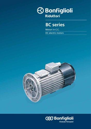BC - DC electric motors