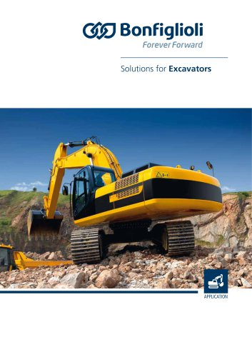 Drives for Excavators