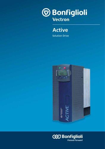Frequenzumrichter - Active Series
